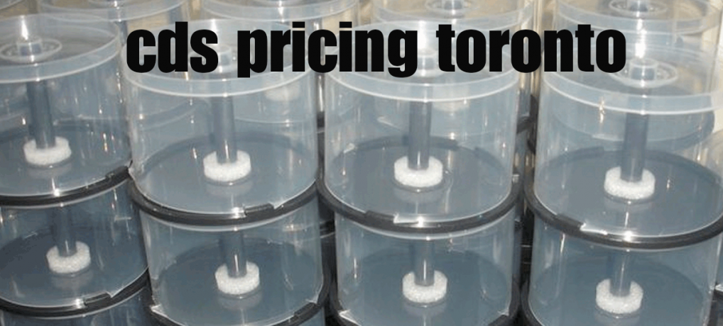 cds pricing toronto